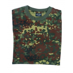 Tee-shirt Flecktarn
