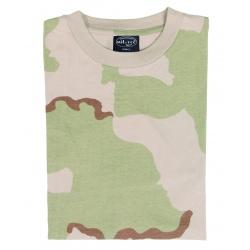 Tee-shirt Désert 3 couleurs