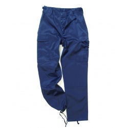 Pantalon BDU Bleu Marine