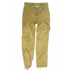 Pantalon BDU Coyote