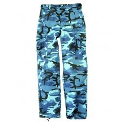 """Pantalon BDU Urban Bleu """"Rangers"""""""
