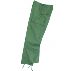 Pantalon BDU R/S Vert
