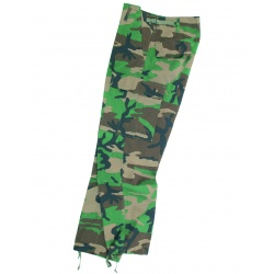 Pantalon BDU R/S Woodland