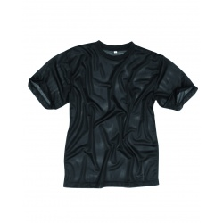 Tee-shirt filet Noir