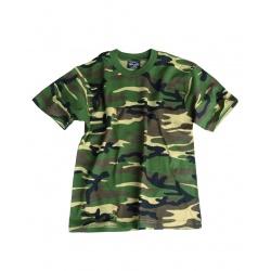 Tee-shirt enfant Woodland