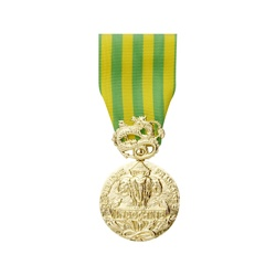 Médaille ordonnance Commemo Indochine