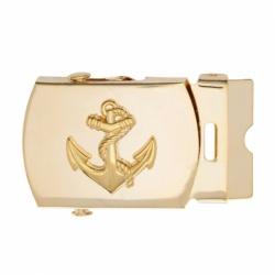 Boucle de ceinture Troupe de Marine