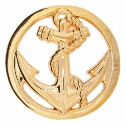 Insigne de béret Troupe de Marine