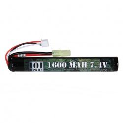 Batterie LIPO 7.4v 1600 mAh