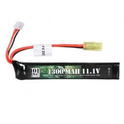 Batterie LIPO 11.1v 1300 mAh
