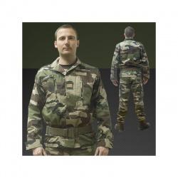Veste F2 camouflage
