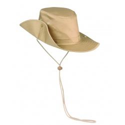 Chapeau de brousse Beige