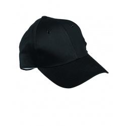 Casquette base-ball Noire