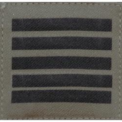 Galon militaire basse visibilité Colonel