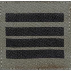 Galon militaire basse visibilité Commandant