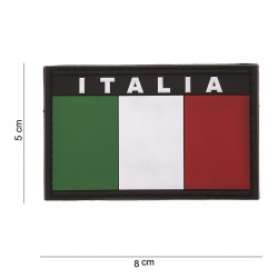 Ecusson ITALIE PVC