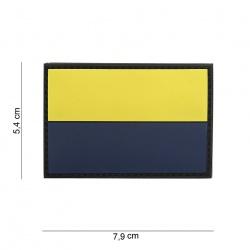 Ecusson UKRAINE PVC
