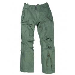 Pantalon Cargo Kaki
