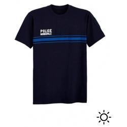 Tee-shirt POLICE MUNICIPALE