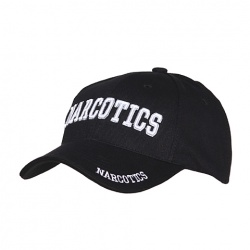"Casquette base-ball ""NARCOTICS"""
