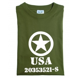 Tee-shirt étoile USA