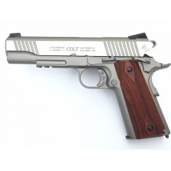 Rail Gun Stainless CO2 COLT