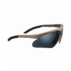 Lunette ballistique SWISS EYE RAPTOR Tan