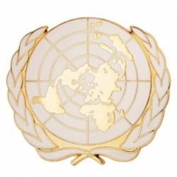 Insigne de béret ONU