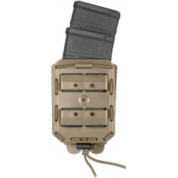 Porte chargeur BUNGY double M4 Tan - VEGA HOLSTER