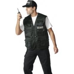 Gilet rangers sécurité