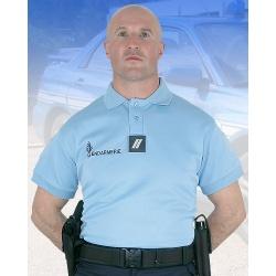 Polo gendarmerie homme manche courte allégé