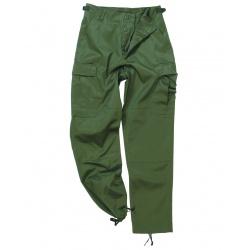 Pantalon BDU Vert
