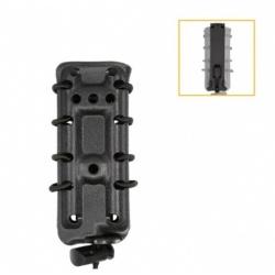 Porte chargeur simple PA - S&T - Noir