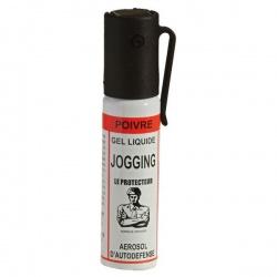 Aérosol de défense gel poivre 25 ml