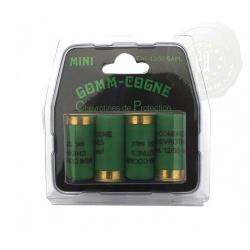 Mini cartouche Gomme-Cogne 12/50