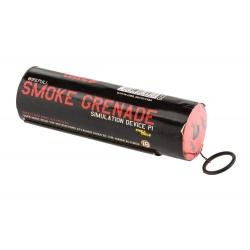 Fumigène à goupille ROUGE