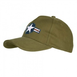 Casquette base-ball Étoile WWII