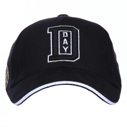 Casquette base-ball D-DAY
