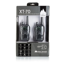 Talkie XT70 DUO MIDLAND