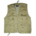 Gilets multipoches