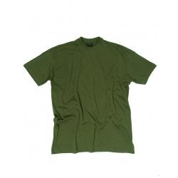Tee-shirt vert