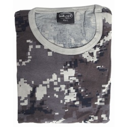 Tee-shirt Black Digital