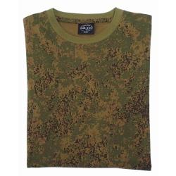 Tee-shirt Digital Russe