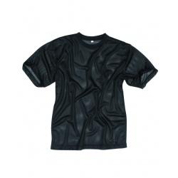 Tee-shirt filet Noir