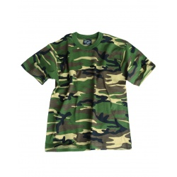 Tee-shirt enfant Woodland