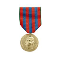 Médaille ordonnance Commemo Française