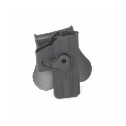 Holster rigide droitier type Glock