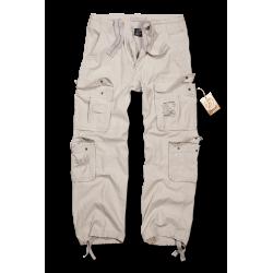 Pantalon Airborn Vieux blanc
