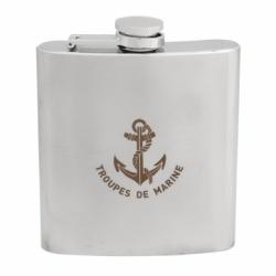 Flasque Troupe de Marine