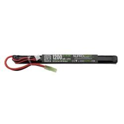 Batterie LIPO 7.4v 1200 mAh NUPROL